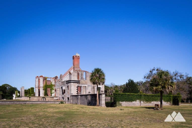 Georgia's Cumberland Island National Seashore to mansion ruins, herds of wild horses and mile after mile of serene, quiet beaches