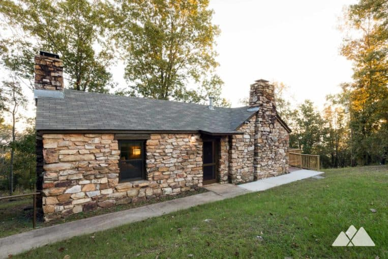 FDR State Park Cabins