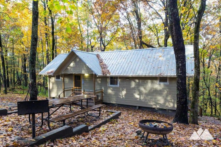 Fort Mountain State Park Cabins: our review of the park's newly renovated cottages