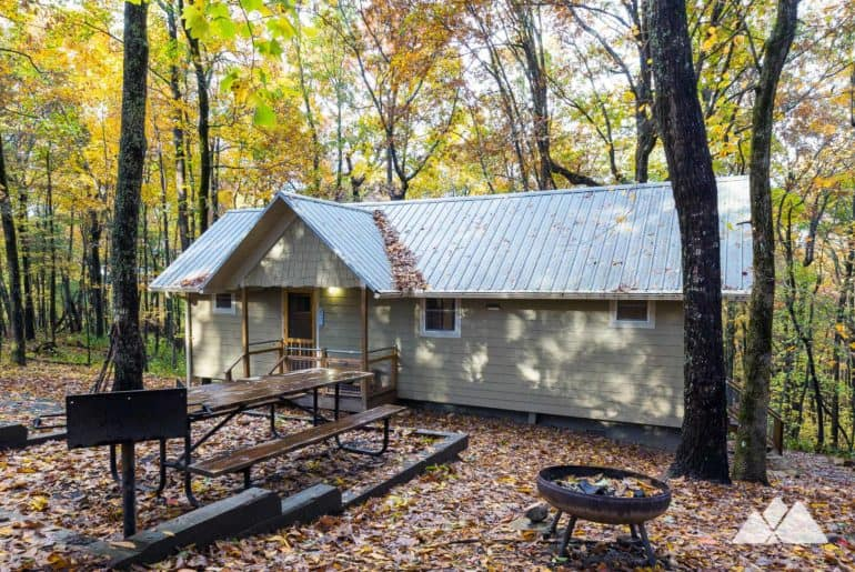 Fort Mountain State Park Cabins
