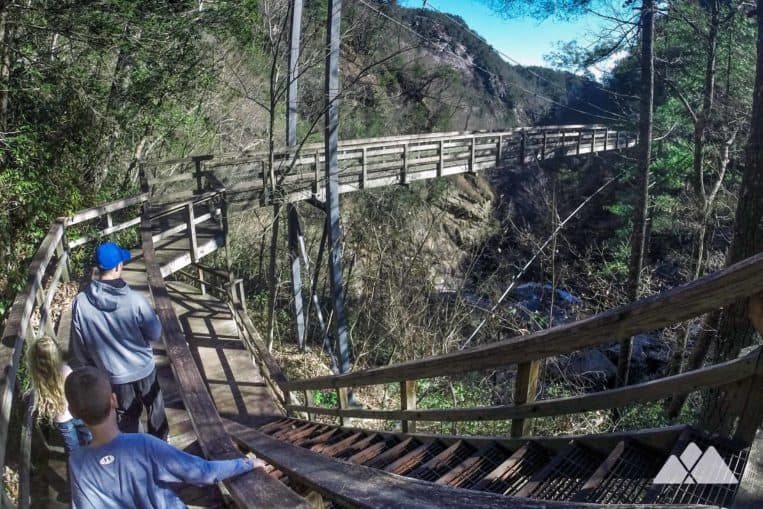 Hike to epic views and a suspension bridge at Tallulah Gorge: Georgia's best kid-friendly hikes