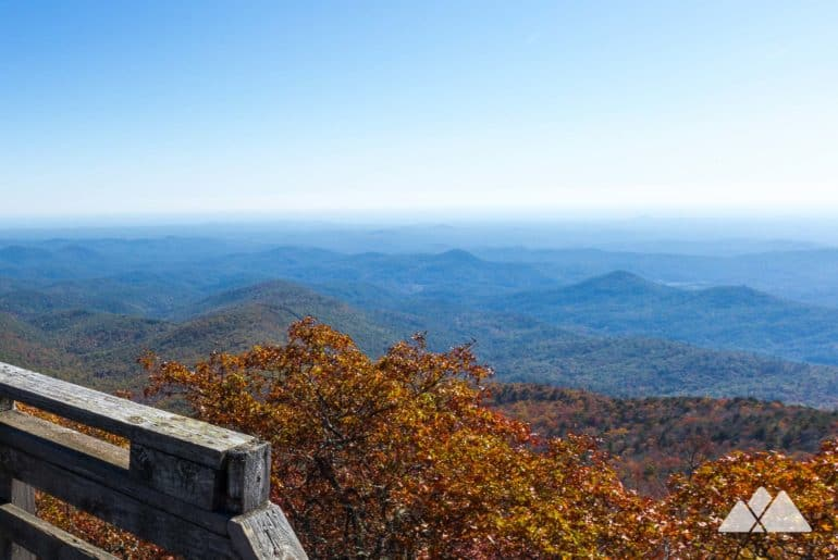 Mountains in Georgia: our favorite hikes to summits & sublime views
