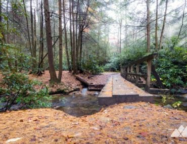 Appalachian Trail: Three Forks to the Hawk Mountain Shelter