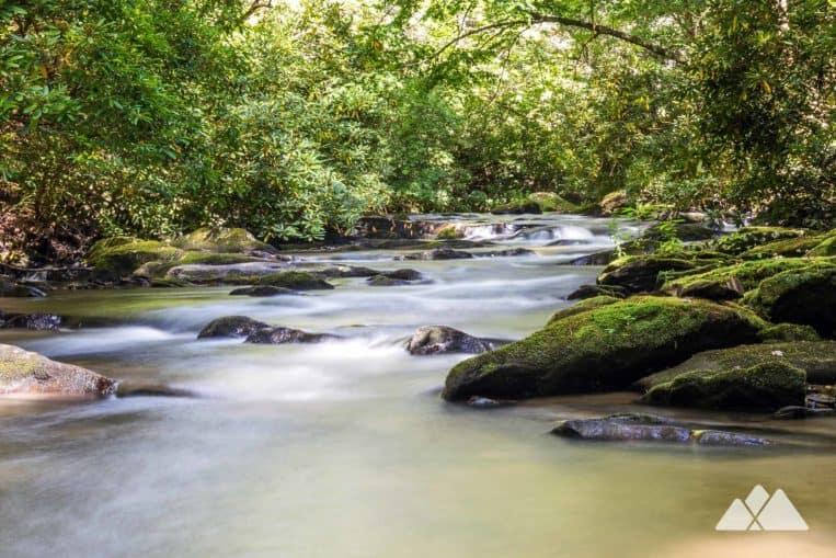 Jacks River Trail: hike through a lush river valley in Georgia's Cohutta Wilderness