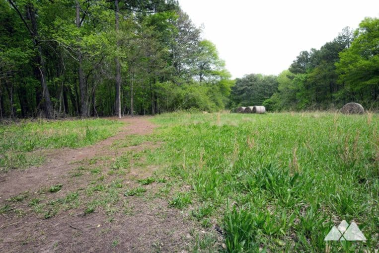 Hike the Kennesaw Mountain 24 Gun Trail to Civil War battlefields and earthworks near Atlanta