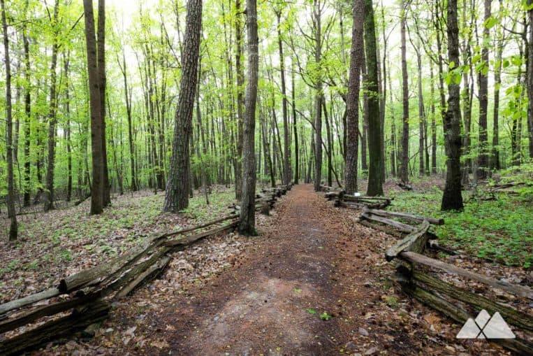 Kennesaw Mountain Environmental Trail
