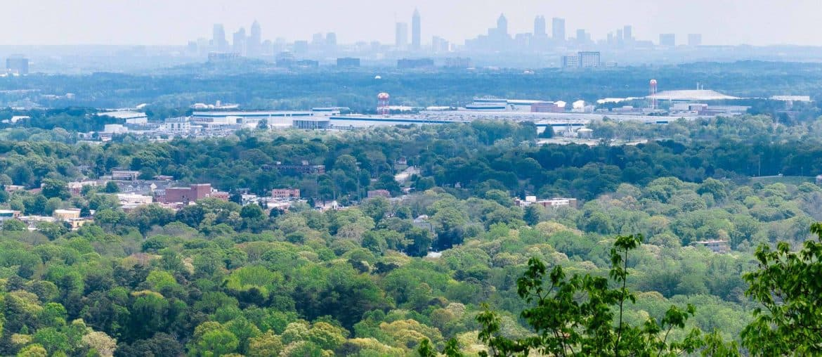 Kennesaw Mountain: our favorite hiking and running trails near Atlanta