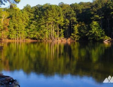 Lake Allatoona: our favorite biking, trail running and hiking trails