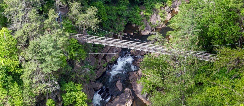 Hike top Rabun County trails and waterfalls near Lake Burton
