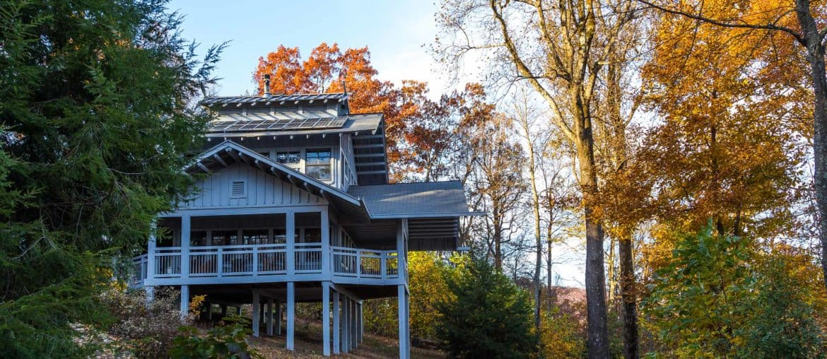 Len Foote Hike Inn: Georgia's backcountry inn accessible only by hike