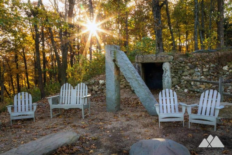 Len Foote Hike Inn: stay at an eco-friendly lodge accessible only by hike from Amicalola Falls