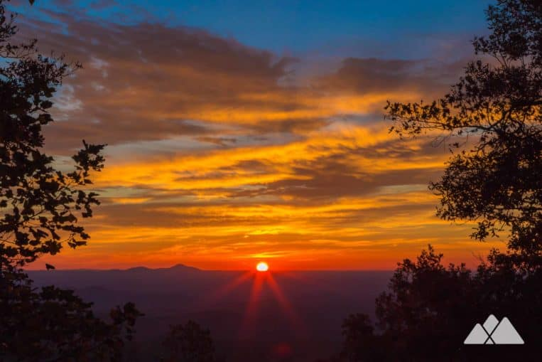 Len Foote Hike Inn: catch stunning sunrises at North Georgia's backcountry inn