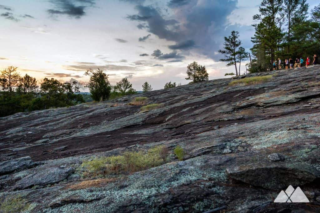 Panola Mountain State Park guided twilight hikes