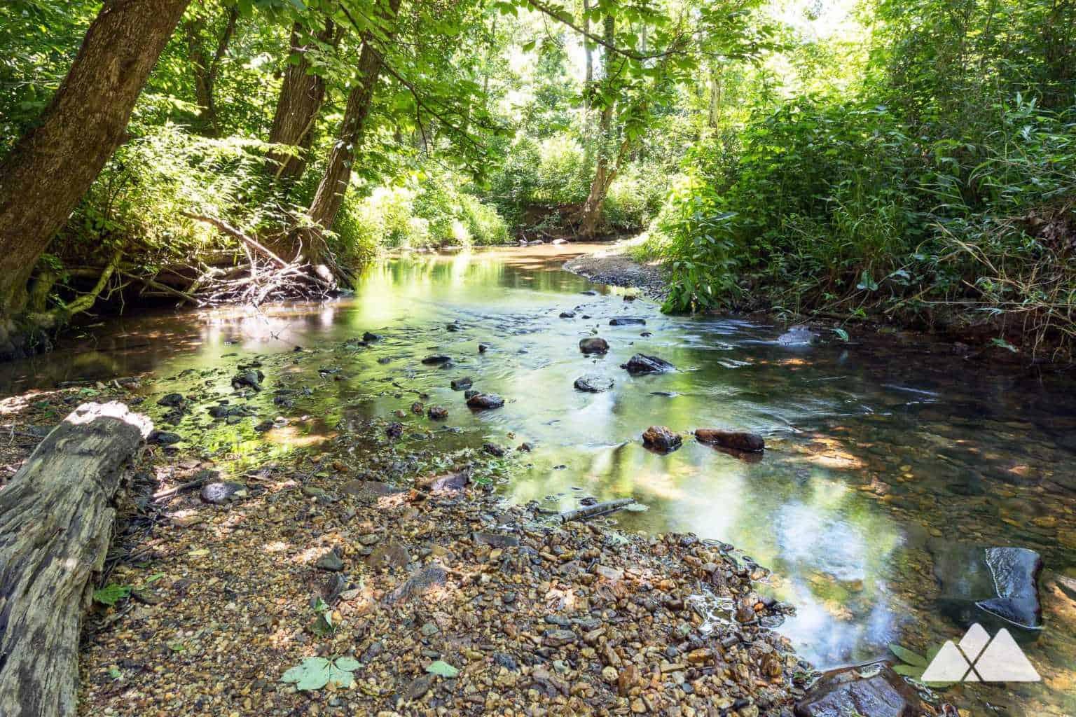 Pine Log Creek Trail & Quarry - Atlanta Trails