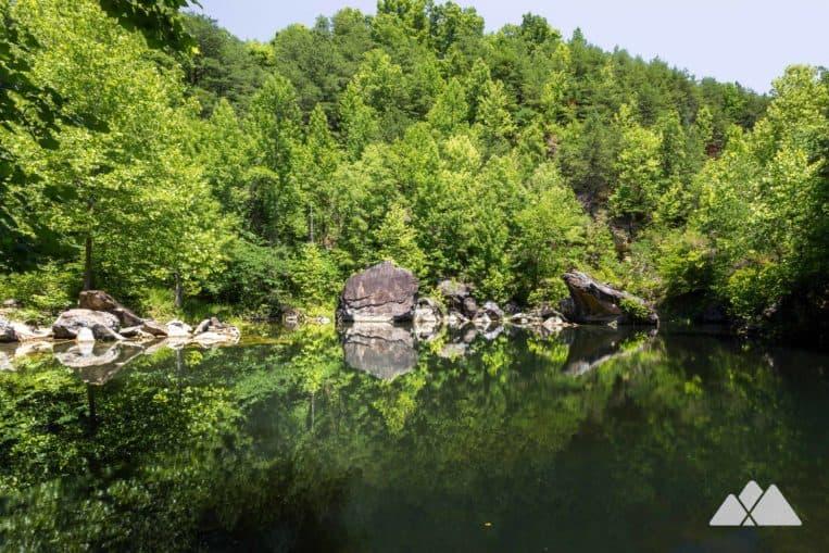 Pine Log Creek Trail