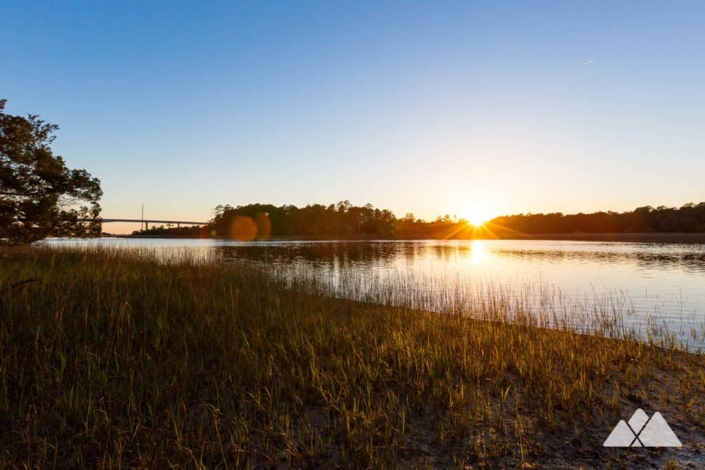 Best hiking & running trails near Savannah, Georgia