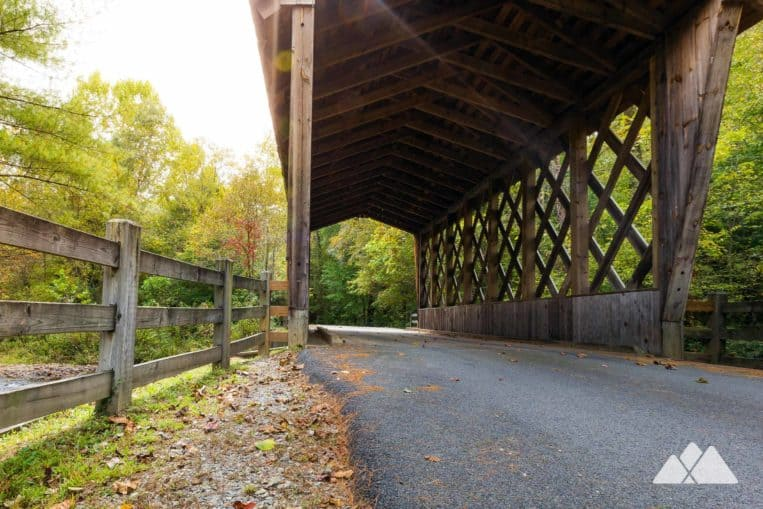 Smithgall Woods State Park: follow our favorite trails to a covered bridge, tumbling waterfalls and the site of an old gold mine near Helen, GA