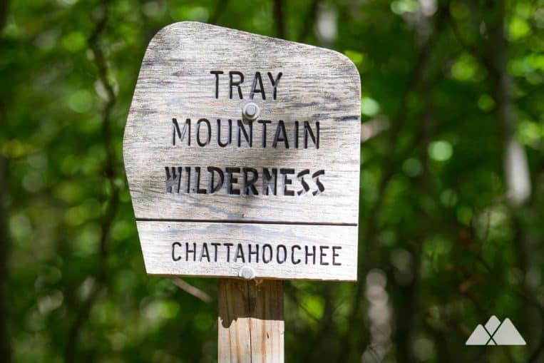 Tray Mountain: hike the Appalachian Trail in North Georgia