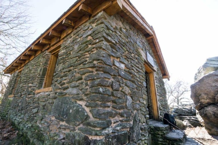 Vogel State Park: hike the Coosa Backcountry Trail and Appalachian Trail to a historic shelter on Blood Mountain