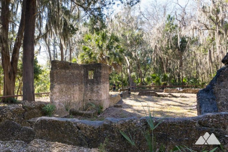 Wormsloe Historic Site: hike to the tabby ruins of the Noble Jones estate at this top hike near Savannah