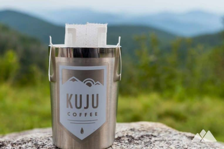 Backpacking Gear List: Kuju Coffee