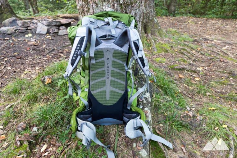 Backpacking Gear List: Osprey Aether 60 Pack