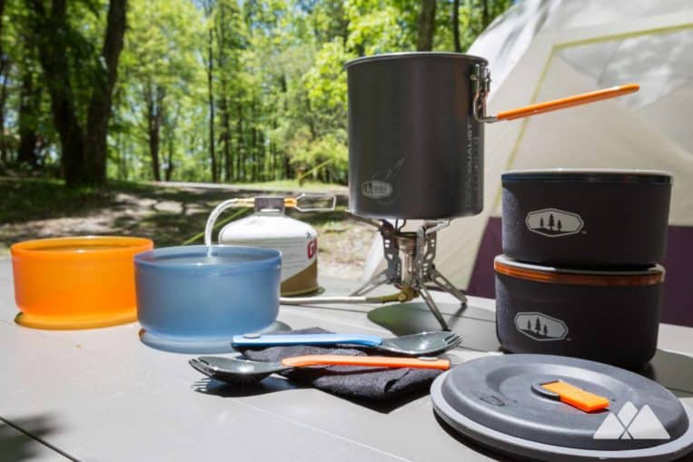 Camping Gear List: camp cookware