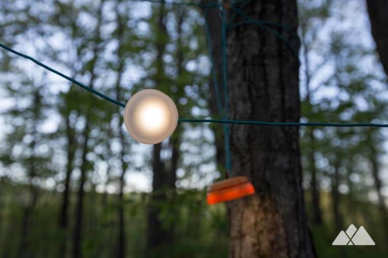 Camping gear list: camp lighting