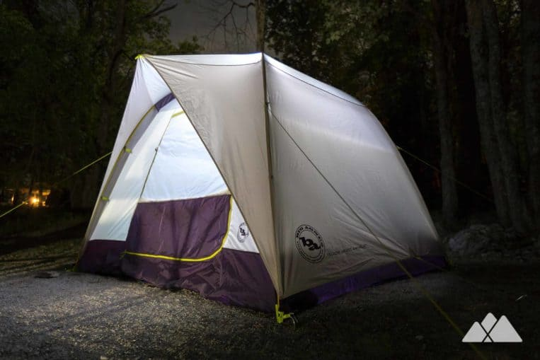 Camping gear list: our favorite tents