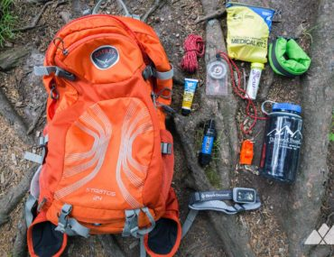 Hiking Gear List