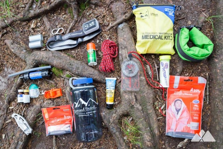 Hiking Gear List: safety essentials