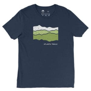 Atlanta Trails Appalachian Shirt, Navy