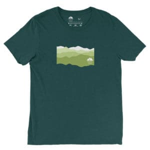 Atlanta Trails Appalachian Shirt, Green