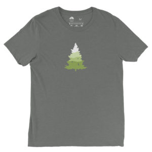 Atlanta Trails Southern Pine Shirt in Granite