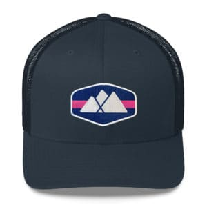 Atlanta Trails Mountain Trucker Hat - Amicalola