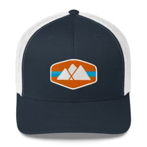 Atlanta Trails Mountain Trucker Hat - Appalachian