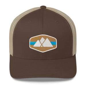 Atlanta Trails Mountain Trucker Hat - Catawba