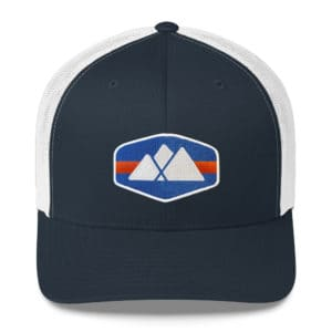 Atlanta Trails Mountain Trucker Hat - Craggy