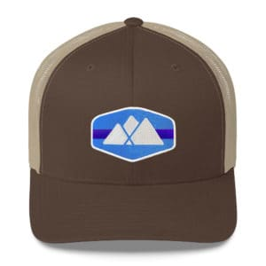 Atlanta Trails Mountain Trucker Hat - Tallulah