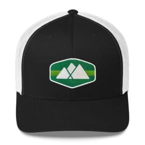 Atlanta Trails Mountain Trucker Hat - Unicoi
