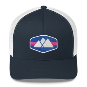 Atlanta Trails Mountain Trucker Hat - Yonah