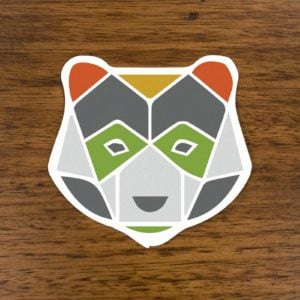 Atlanta Trails Bear Sticker