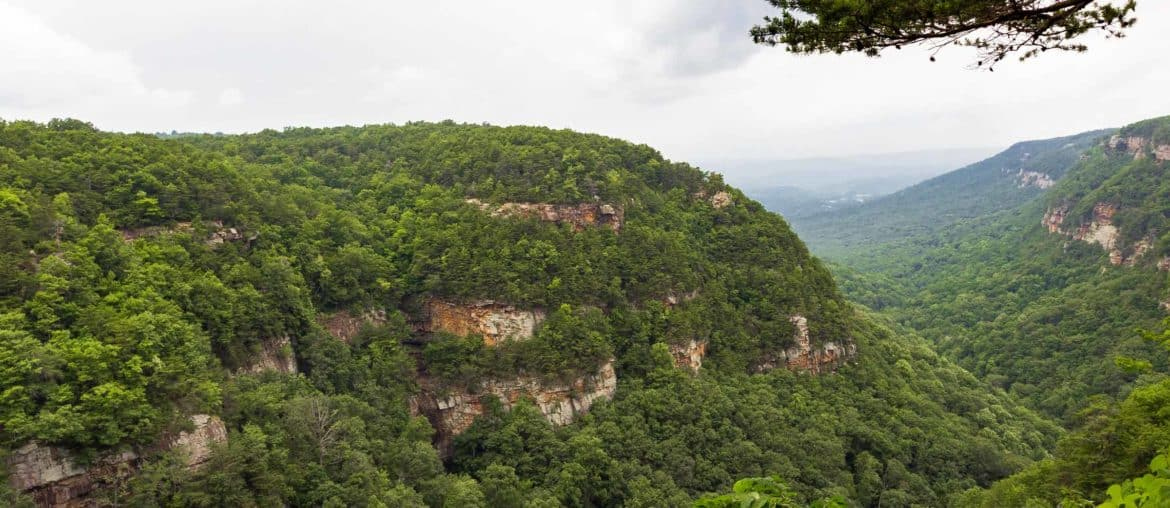 Georgia Canyons: our favorite hikes