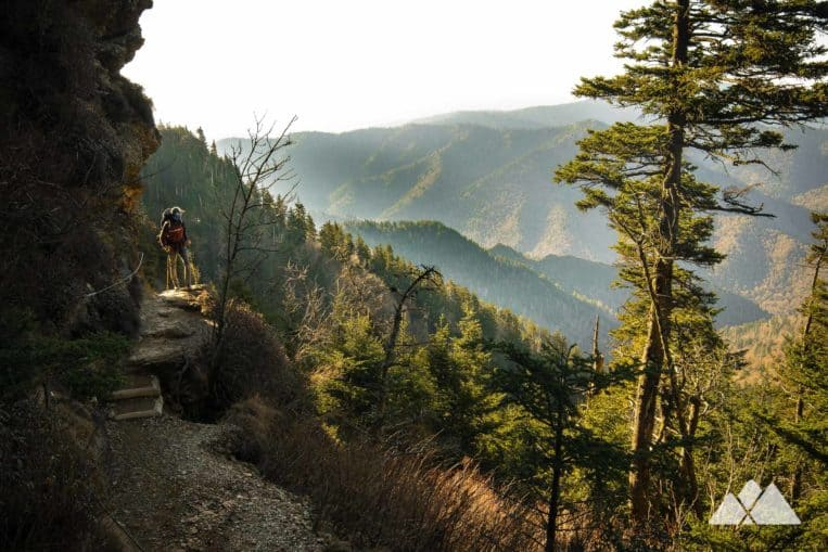 Smoky Mountains: Alum Cave Trail to Mt LeConte