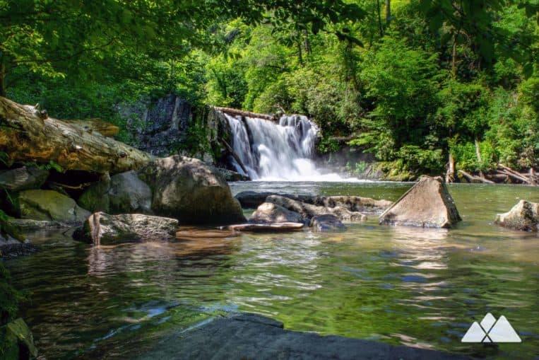 Abrams Falls at Cades Cove