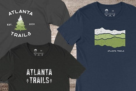 Atlanta Trails Shirts & Hats