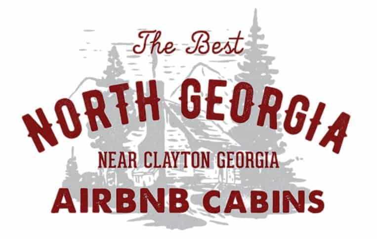 Best cabins for rent in Rabun County