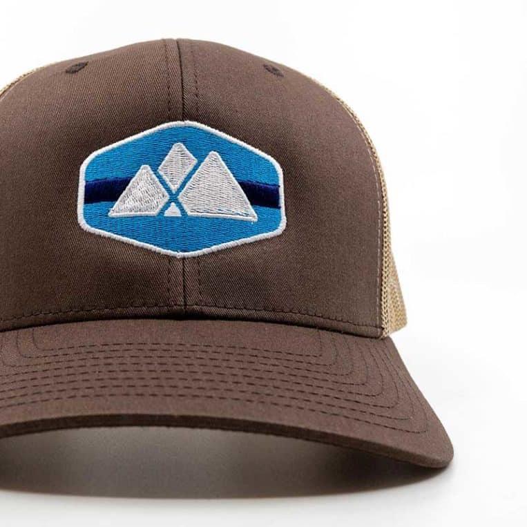 Atlanta Trails Mountain Logo Trucker Hat - Tallulah