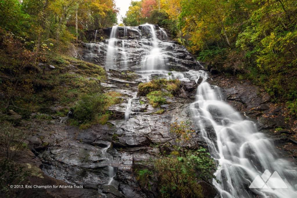 Amicalola Falls Trail