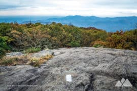 Blood Mountain: hiking the Appalachian Trail from Neel Gap